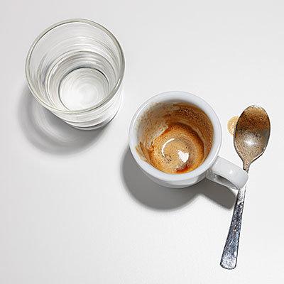 drink water tea or coffee