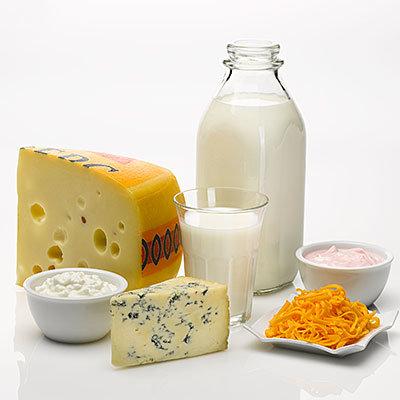 eat a dairy rich diet