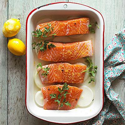 eat lots of fish