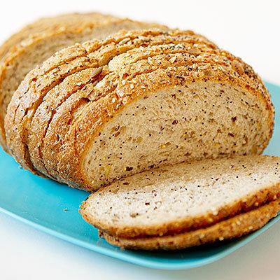 eat wheat bread instead of white bread