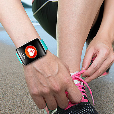wear an activity tracker to get accurate feedback