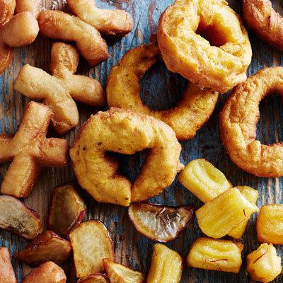 unhealthy fried food