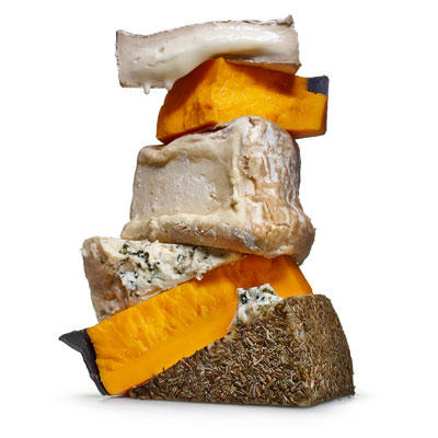 eat cheese less often