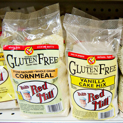 do not be afraid of eating gluten