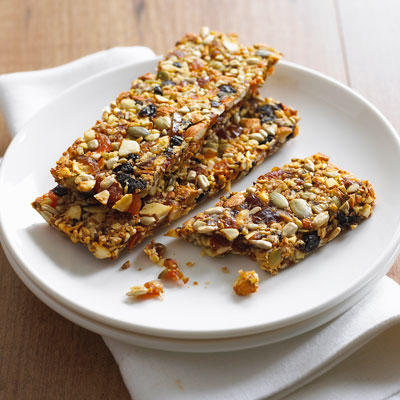 granola can have a lot of calories and sugar
