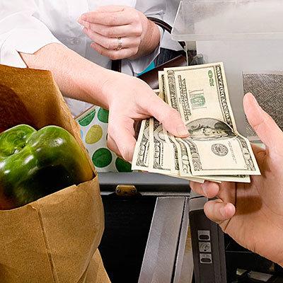 cant afford healthy food