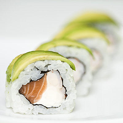 tuna-cheese-sushi