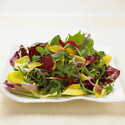 arugula-healthy-lunch