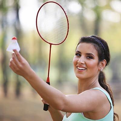 play-badminton