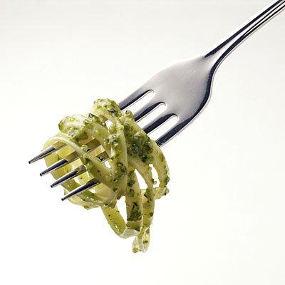 light-pesto-pasta