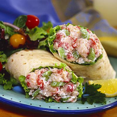 lobster-wrap-healthy