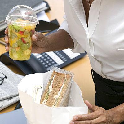 sandwich-fruit-lunch-work