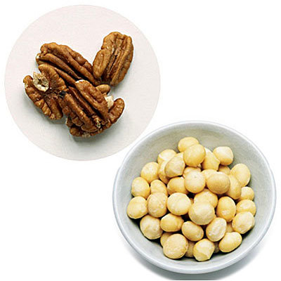 macadamia-pecans