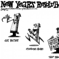 Keeping Your New Years Resolutions  -  Use Technology