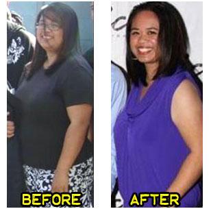 daniella-weight-loss
