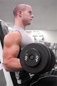 single-arm-biceps-curls