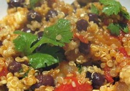 quinoa sala